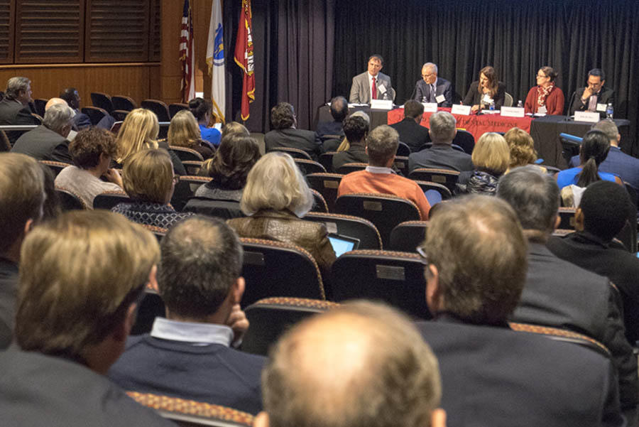Leadership forum panel discussion