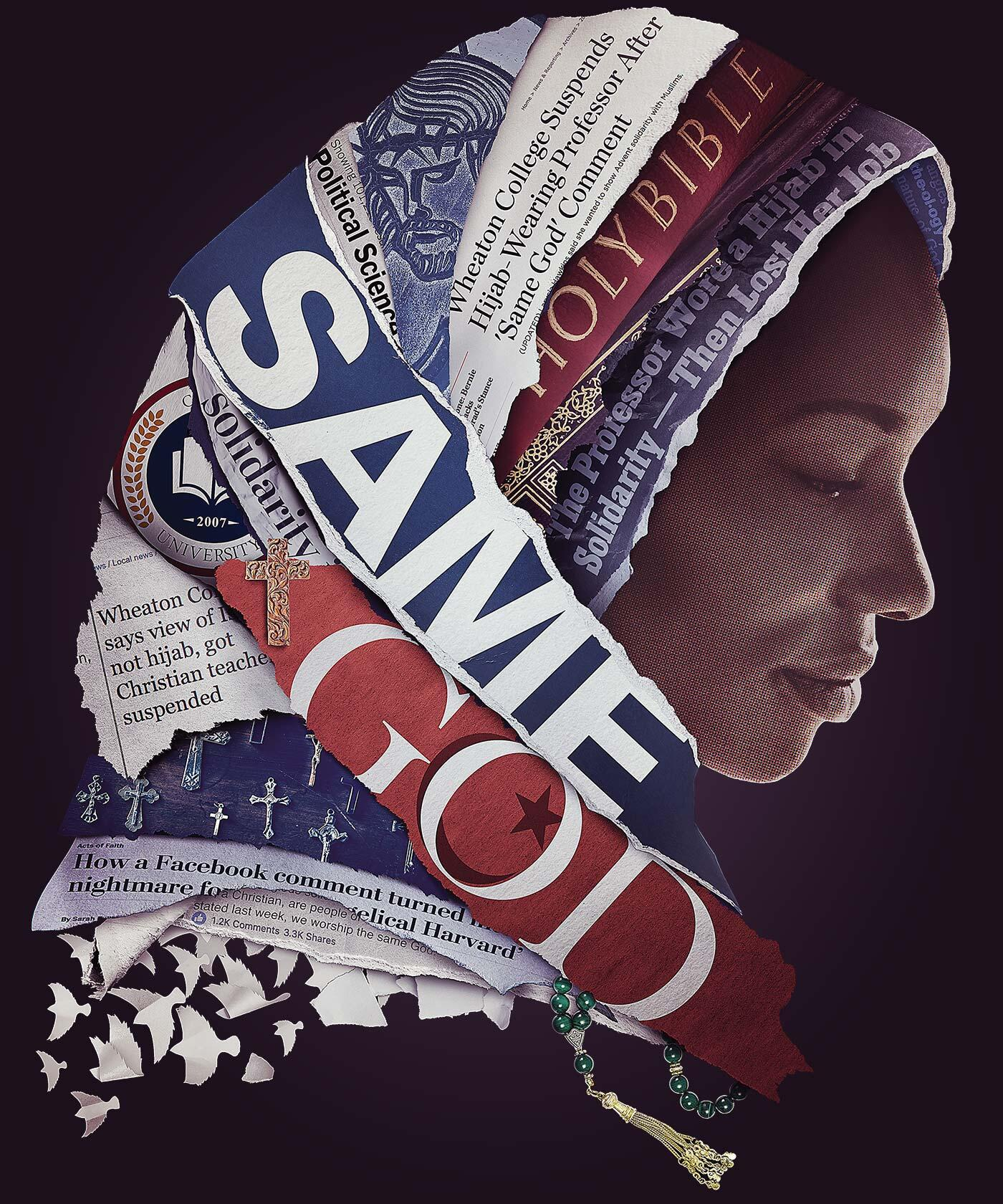 Poster for Same God