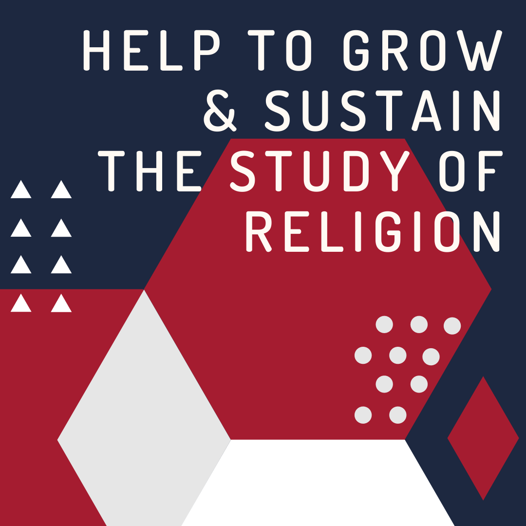 Help to Grow and Sustain the Study of Religion logo