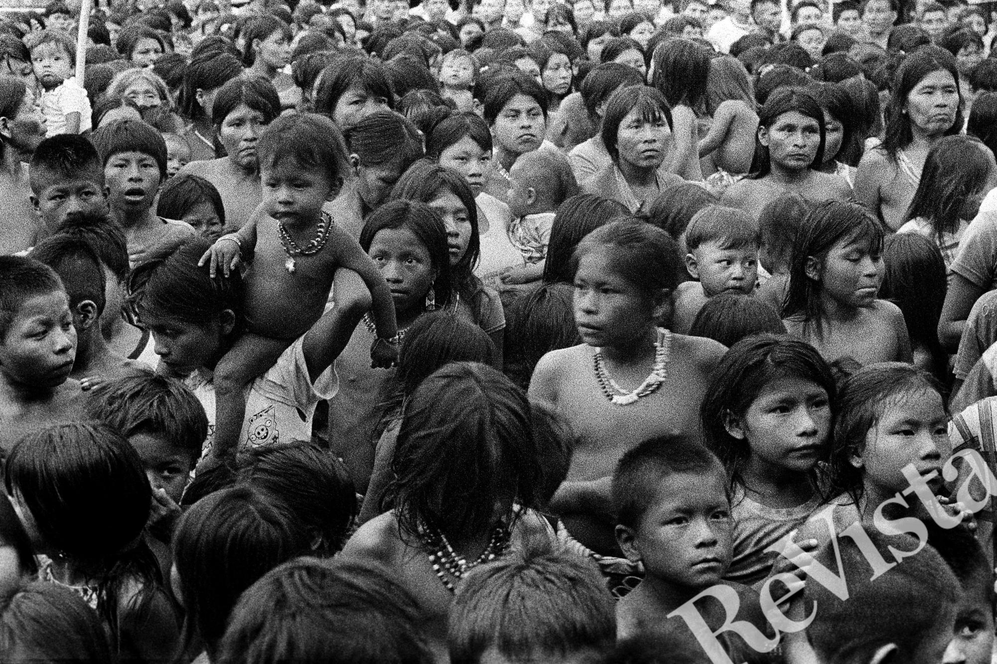 Displaced Embera