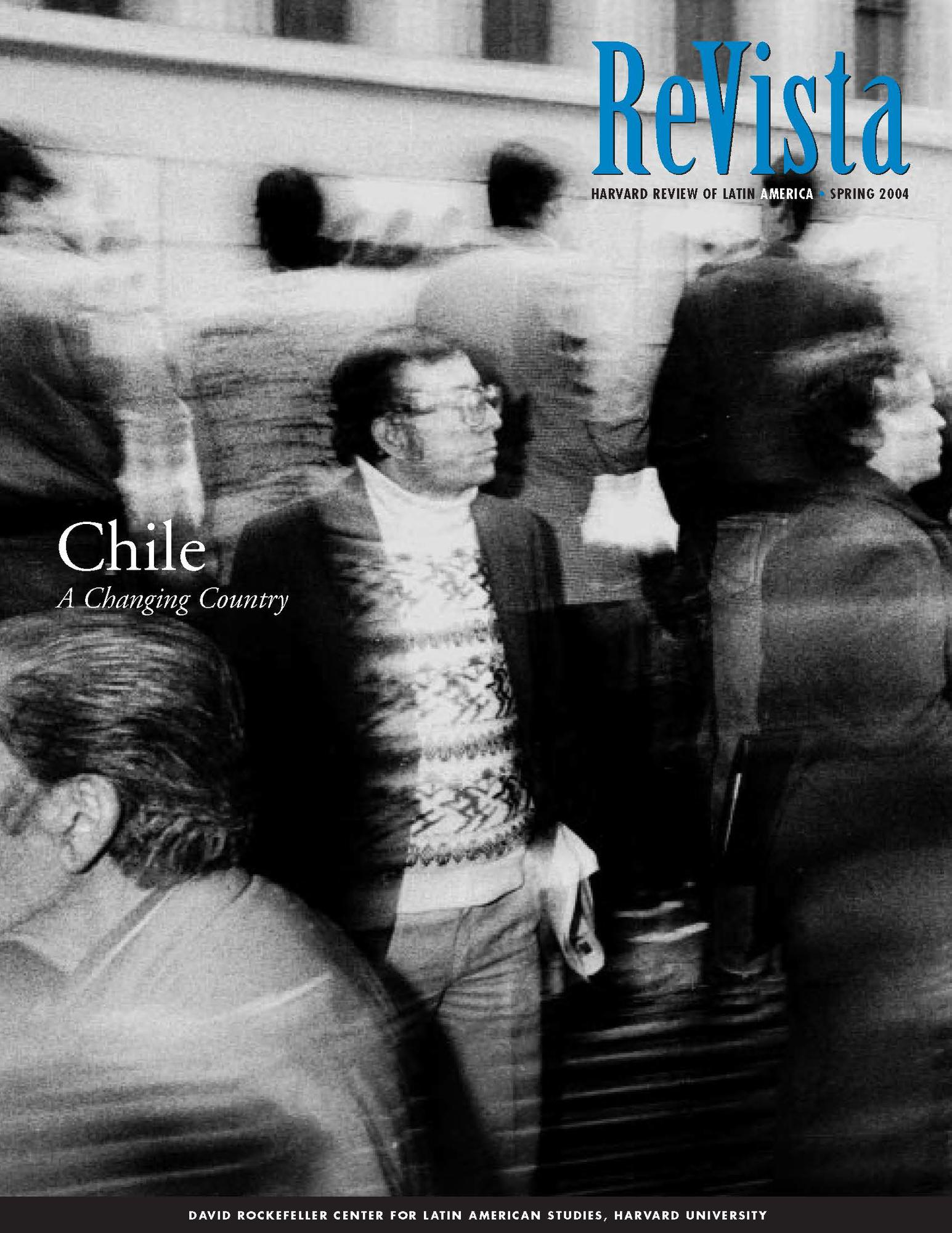 ec5057f0bb Chile  A Changing Country (Spring 2004)