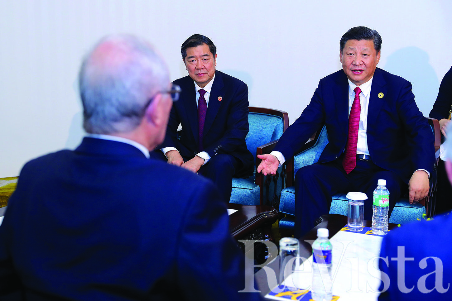 Jinping and Kuczynski