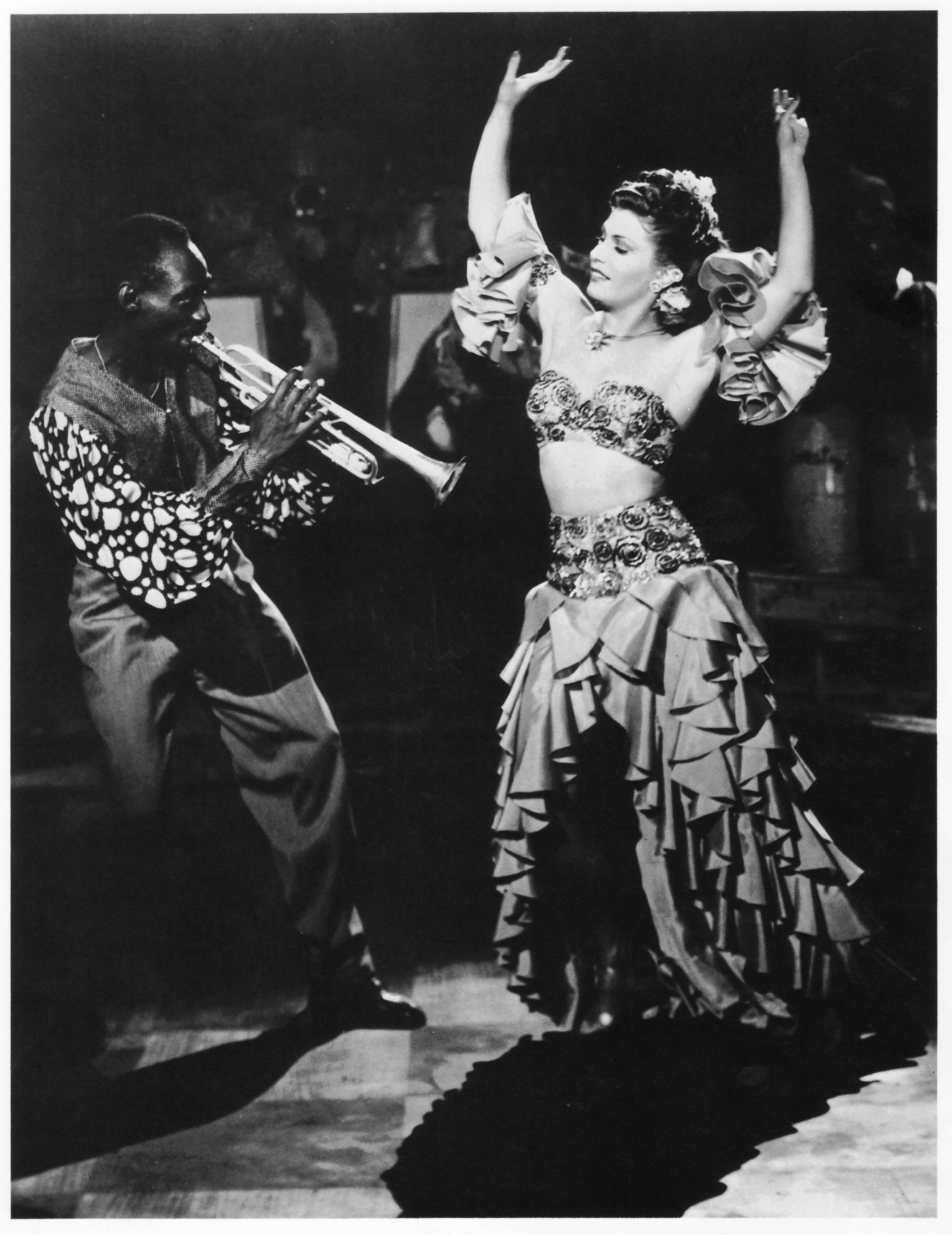 The Role of the Rumbera in Mexican Cine de la Época Dorada e581ac368f5