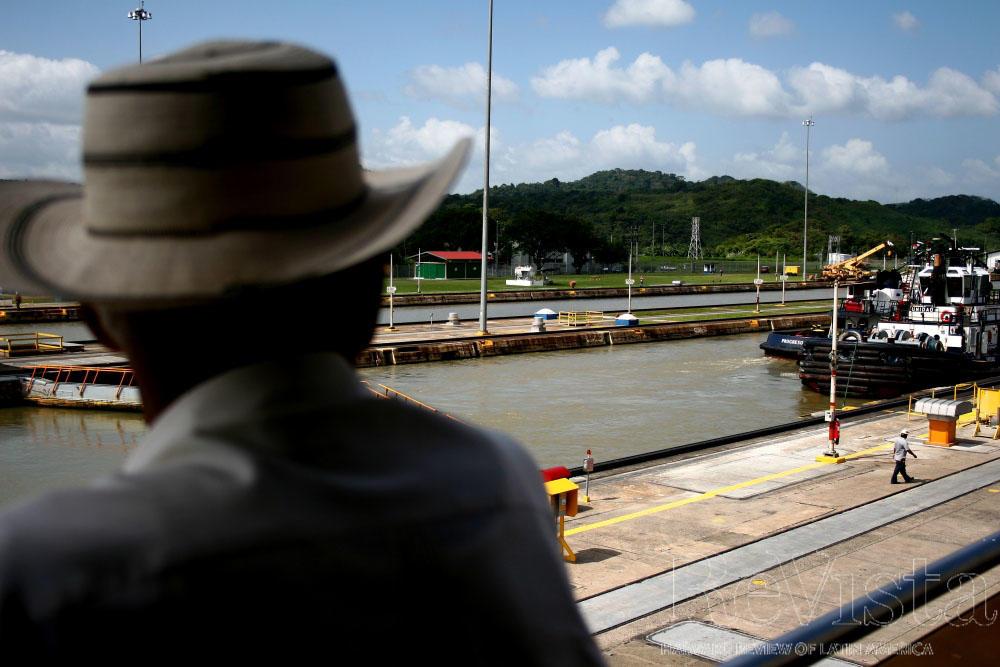 d22488d4b2c Miraflores locks of the Panama Canal. Photo courtesy of La Prensa/Eric  Batista