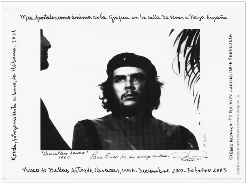 The Legacy Of Che Guevara English Version Revista