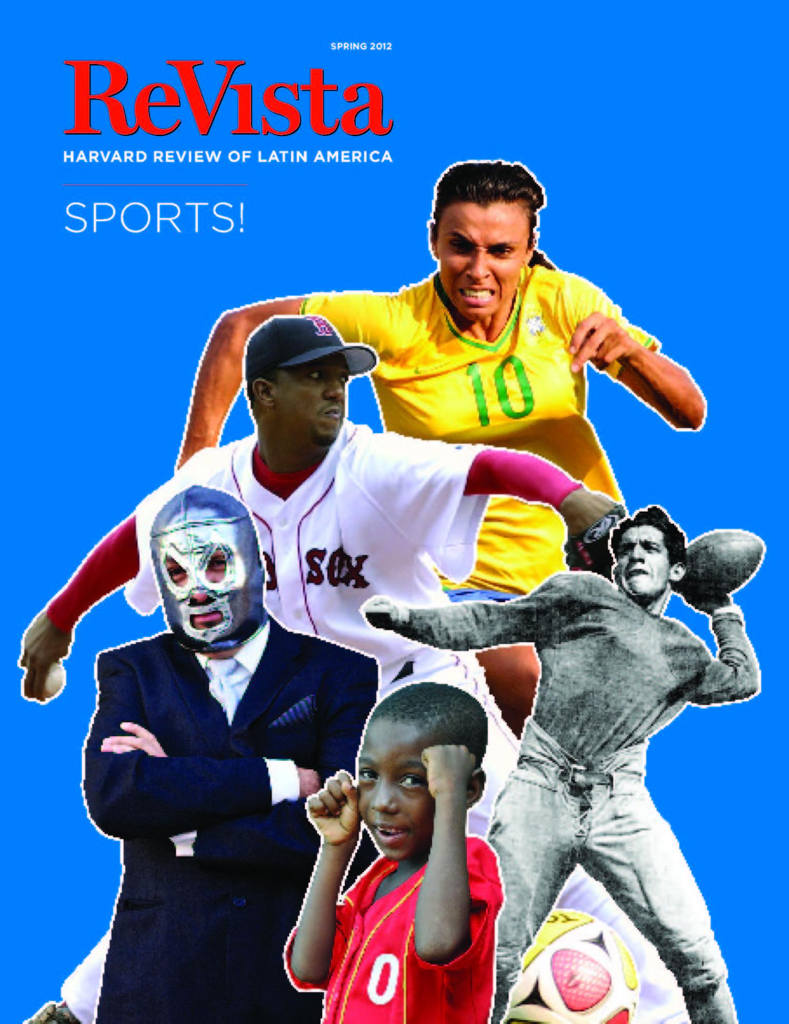 American Pie Una Fiesta En Pelotas sports! (spring 2012)