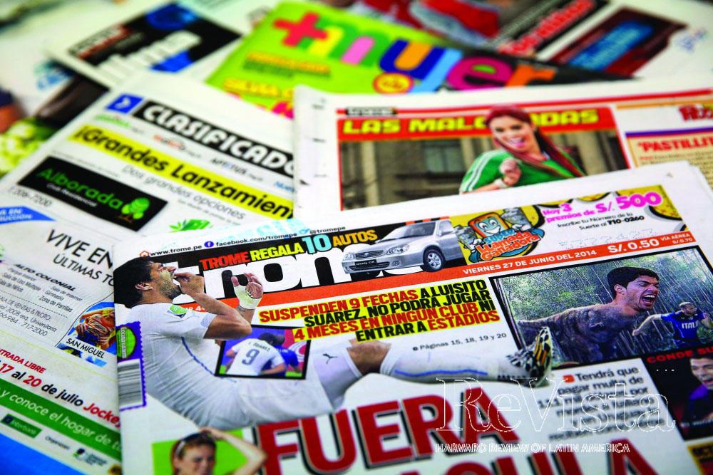 El Diario Más Vendido En El Mundo De Habla Hispana Se Hace En Perú