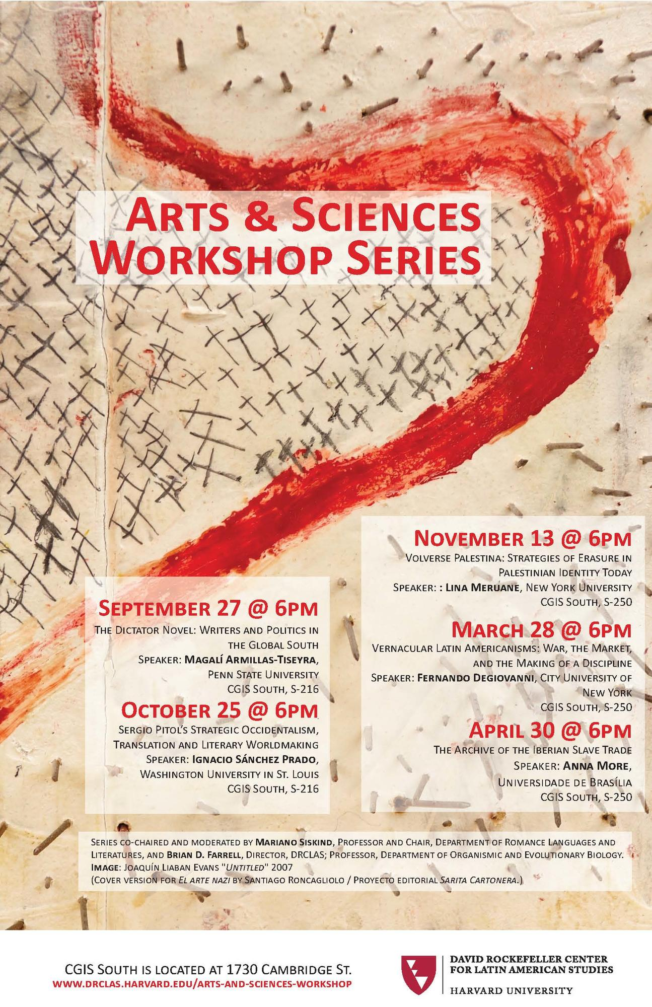 Arts & Science Workshop