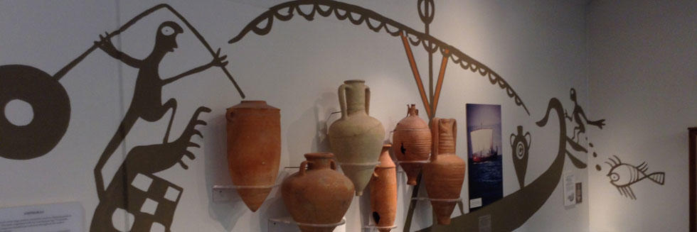 Amphora from Ancient Cyprus
