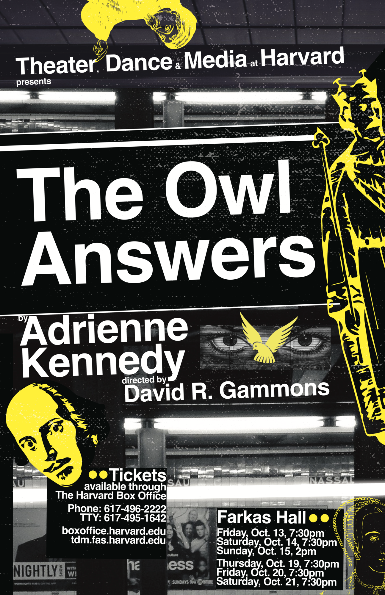 The Owl Answers