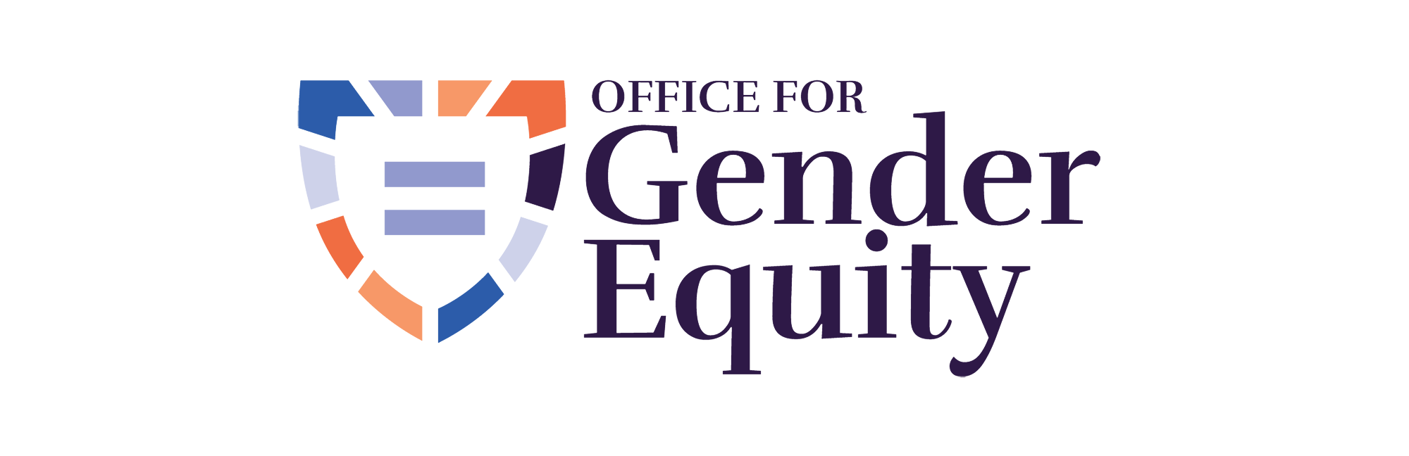 Office for Gender Equity logo