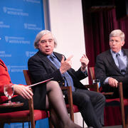 Former Energy Secretary, Deputy Discuss Nuclear Energy and Climate
