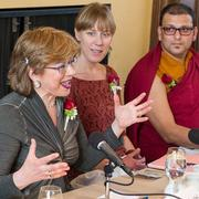 Video: Divinity Dialogues: Leadership, Serving, and Giving