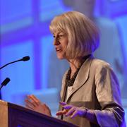 Kathryn Sikkink gives Plenary address at APSA 2016