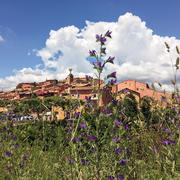 Village of Roussillon summer 2018
