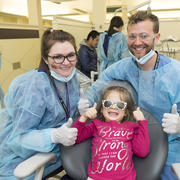 Give Kids a Smile Event Warms Hearts and Generates Smiles