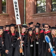 HSDM Graduates Poised to Shape the Future of Dental Medicine