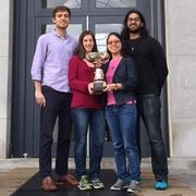 Harvard Graduate Students Win the Econometric Game at the University of Amsterdam
