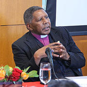 Bishop Luke Lungile Pato of Namibia