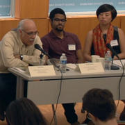 The Challenges of Being POC in Largely White Sanghas panel, Buddhism and Race Conference