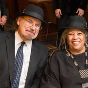David Carrasco and Toni Morrison