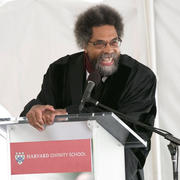 Professor Cornel West