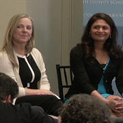 In this Divinity Dialogues, Sejal H. Patel, MTS '14, and Suzanne Skees, MTS '92, discuss the role of care in their work.