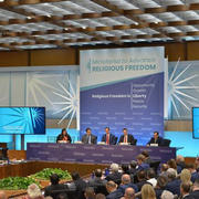 Ministerial to Advance Religious Freedom panel