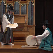Spiritual roots of Korean music lecture and performance