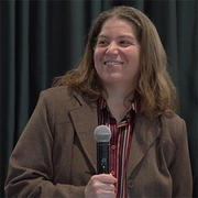 WSRP Research Associate Gwynn Kessler, queer theory and biblical interpretation lecture
