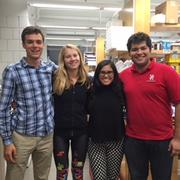 Four Wondergrads complete summer research projects