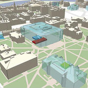 Harvard Planning Office 3D Campus Model featured in ArcNews