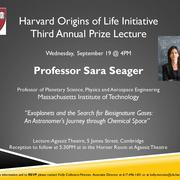 Prize Lecture-Sara Seager