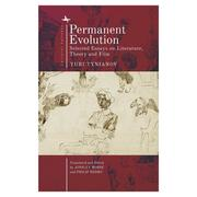 cover image, Permanent Evolution