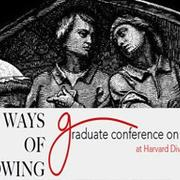 Ways of Knowing: Graduate Conference on Religion 2013