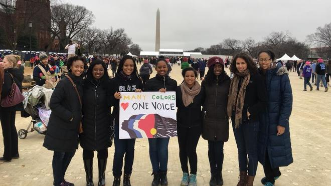 WOCIMD Womens March on Washington