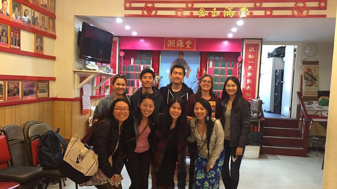 SS86CT Course Field Trip to Chinatown