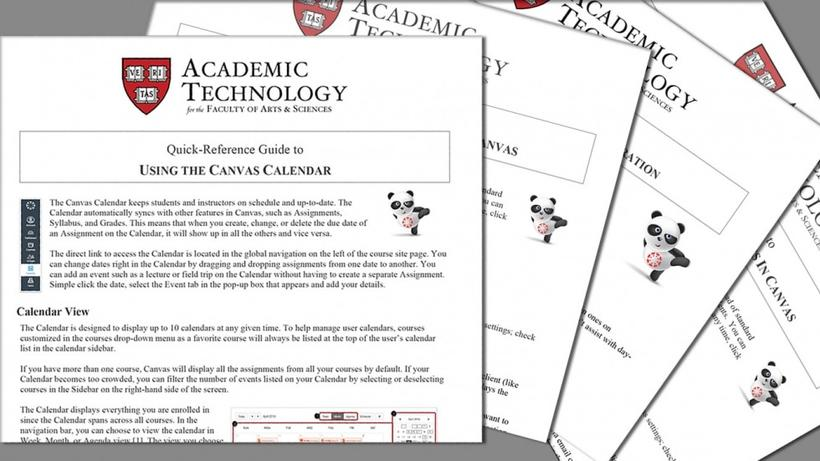Download our quick-reference guides to Course Administration, Grading, and more!