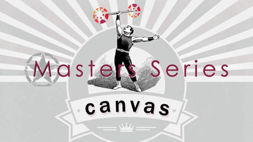 Canvas Masters Series workshops from HUIT Academic Technology