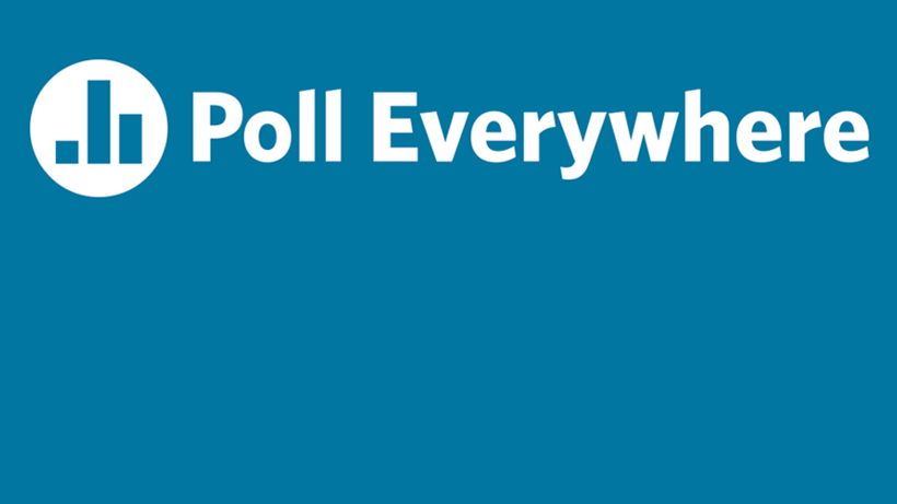 Poll Everywhere is Here for the FAS!