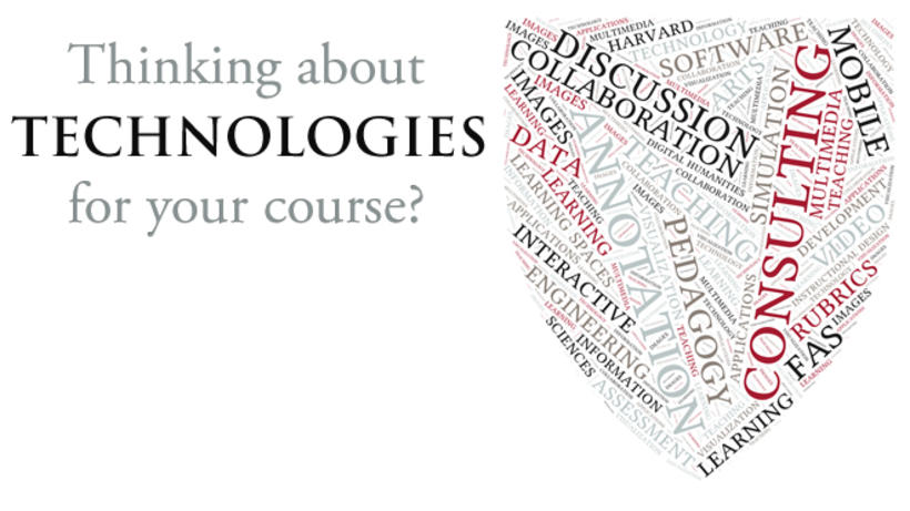 Thinking about technology in your FAS Course?