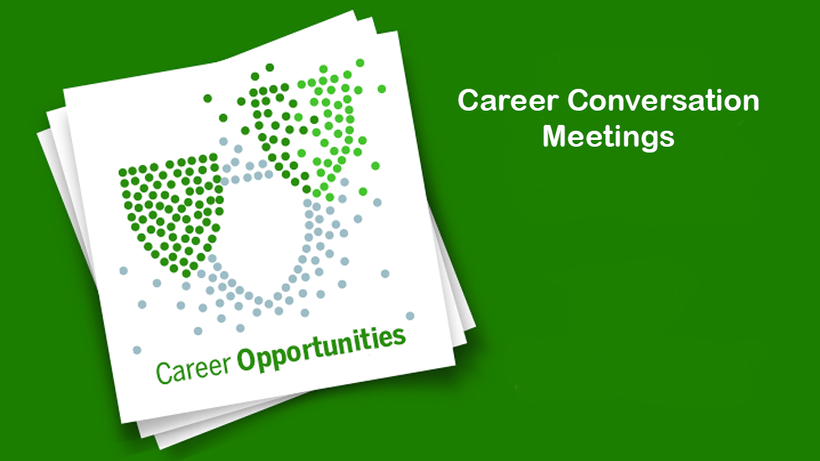 Career Conversation Meetings for Staff