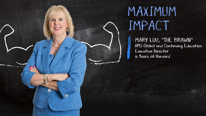 CWD Stories - Mary Lou Profile – building a maximum impact team