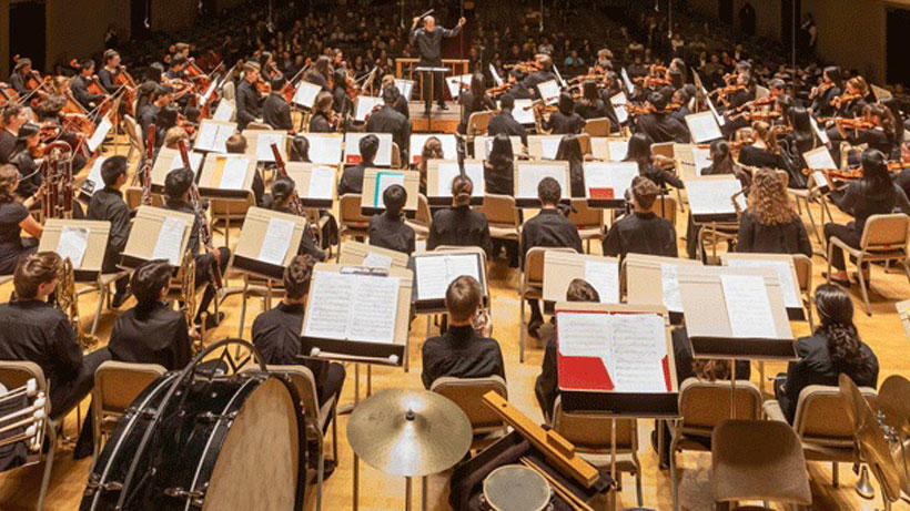 Boston Youth Symphony Orchestras
