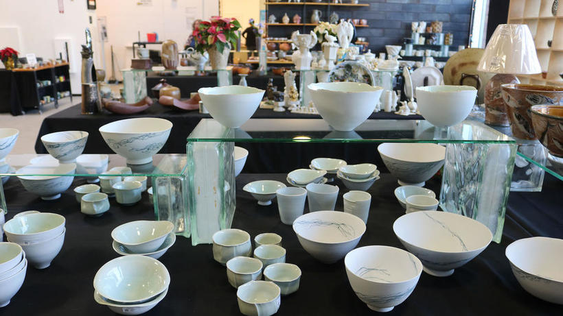 Ceramics Program Holiday Show and Sale