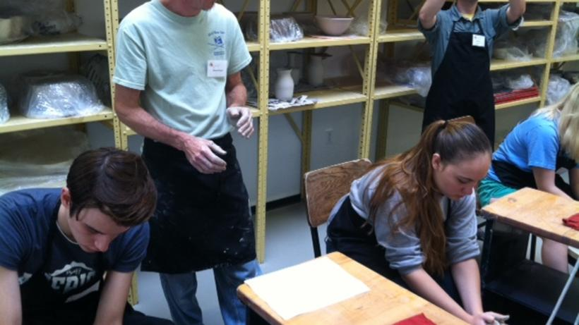 At the OFA: Ceramics Program | Figure Drawing Course | Public Art. At Harvard: Studio Art (VES) | Museums & Galleries