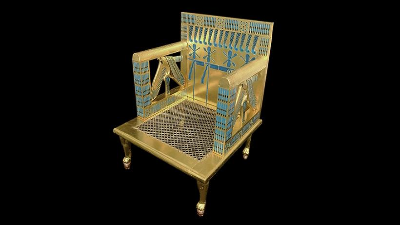 Recreating The Throne Of Egyptian Queen Hetepheres