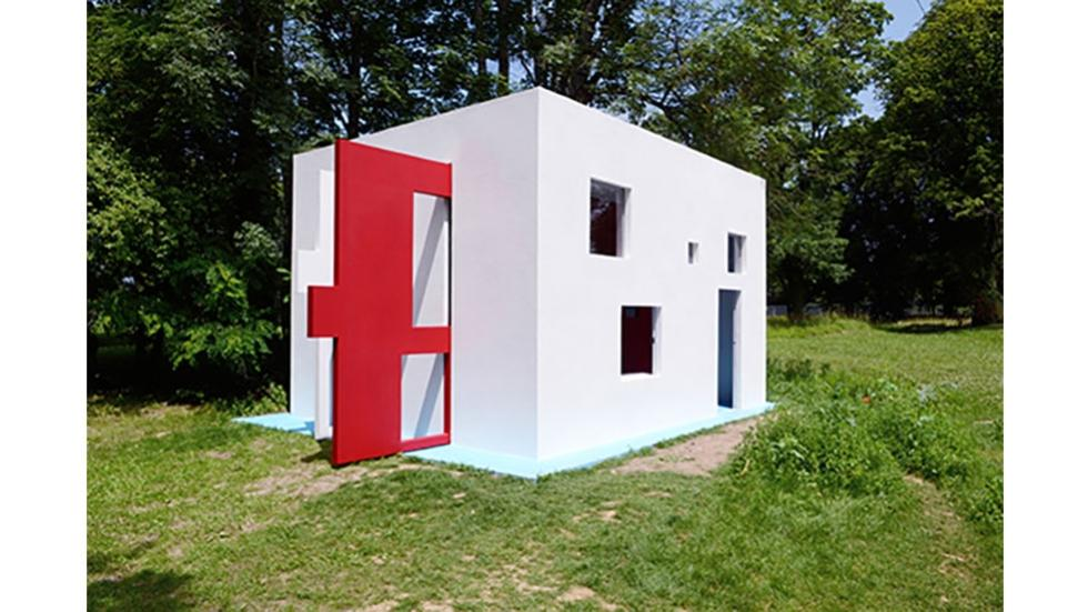 02/03 Breathing House, 2012. Parc Saint Leger.