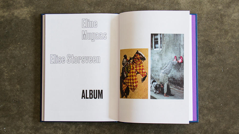 "06/07 ""ALBUM"" Eline Mugaas and Elise Storsveen"