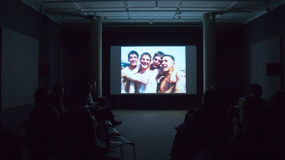 05/06 Screening: the louder you scream, the faster we go (2005; 10 min.), Sert Gallery, Mar 24, 2016.